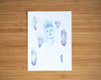 140 Ice Queen card