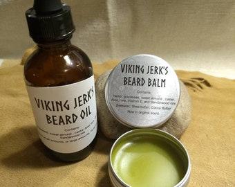 Viking Jerk's Beard Care