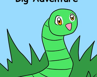 "Children's Book ""Little Max's Big Adventure"""
