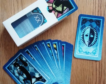 Full Persona 3/4 Tarot cards set, All 78. FREE SHIPPING WORLDWIDE!!!