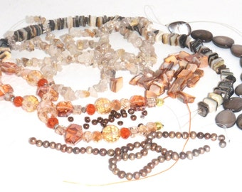 Bead Strands and Loose Beads