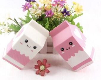Milk Carton Squishy (12 cm)