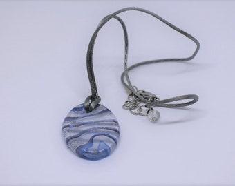 Antica Murrina Venetian glass pendant necklace