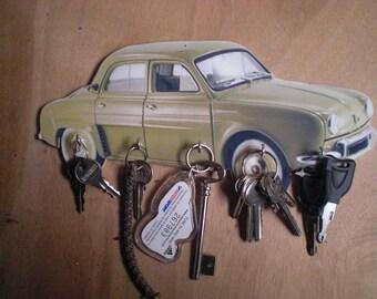 Wall key Renault dauphine / renault dauphine key hook