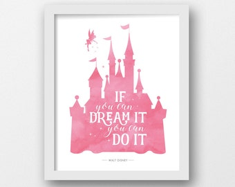 Best If You Can Dream It You Can Do It Walt Disney Traduction Image