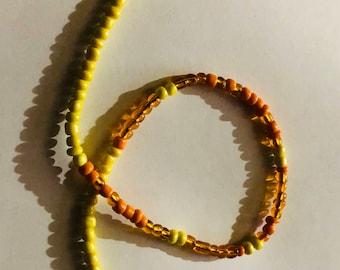 Be stronger than the storm Morse code wrap bracelet  (60)