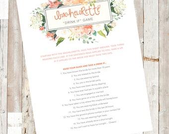 Bachelorette Party Bundle / Bachelorette Fun / Bachelorette Games / Bachelorette Shirts / Party Shirts / Party Games / Bachelorette Party
