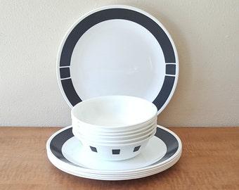 Urban dinnerware set | Etsy