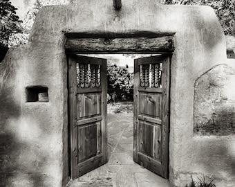 Black \u0026 White Photography Doorways Door Photo Travel Photography New Mexico & Black \u0026 White Photography Doorways Door Photo Travel