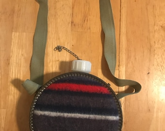 Felted Vintage Canteen