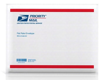 PRIORITY MAIL Upgrade for Shipping