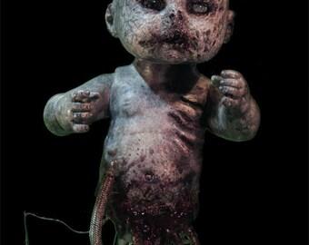 Zombie Horror Doll
