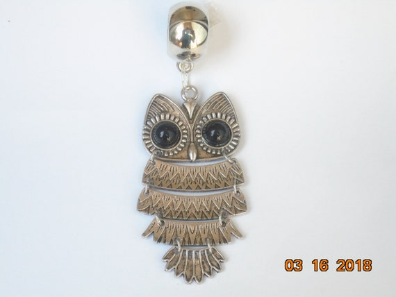 50 x owl scarf pendant with bail fashion jewelry wholesale aloadofball Image collections