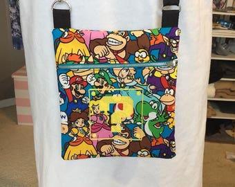 Nintendo ? Block Crossbody Bag