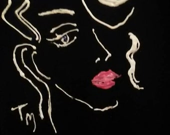 Black Top, Tank, T-Shirt, for Her, Street Trend, Beachwear, Women's Clothing, Tops & Tees