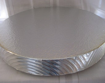 """Cake Stand Contemporary 14"""", 16"""", 18"""", 20"""", and 22"""" wedding cake stand"""