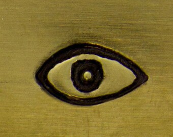 Design Stamp- Eye (PN5278)