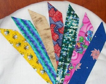 Cooltie Rainbow No. 3 --- your choice of fabric