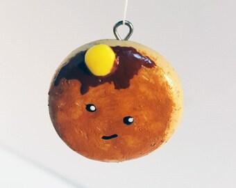 Happy Pancake Charm