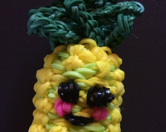 SQUISHY Rubber band Pineapple