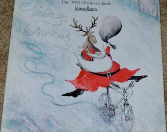 1993 Neiman Marcus Christmas Catalog