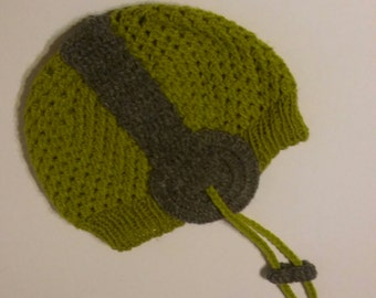 Hand- knitted hats boy. Childrens hat/cap.