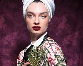 head wrap scarf, chemo scarf, headwrap women, hair scarf, hijab scarf, turban hats, chemo cap, silk turban, headband turban