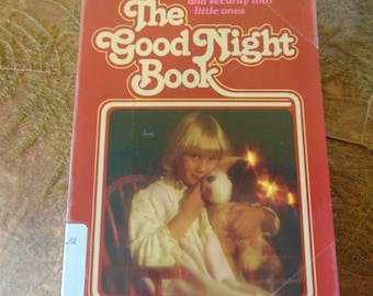 The Good Night Book , William L Coleman ,  Children's Bedtime , Christian Book ,  1979