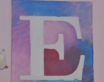 Letter Painting