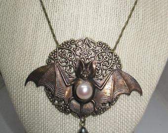 Batty for You Pendant