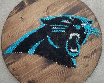 Made to Order Carolina Panthers Team Logo