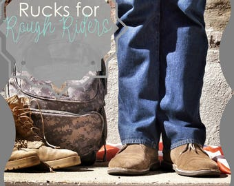 Veterans: Rucks for Rough Riders