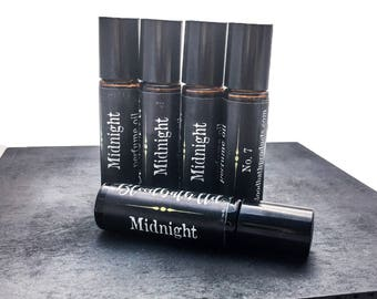Midnight Limited Edition Perfume Oil No. 7