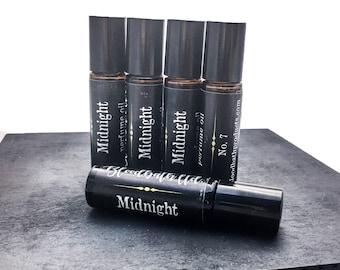 Mitternacht Limited Edition Parfüm Öl Nr. 7