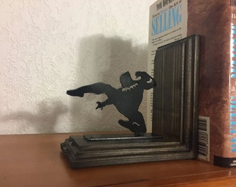 Black Panther Book ends