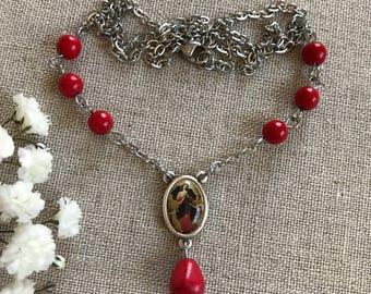 Our Lady Undoer of Knots Necklace