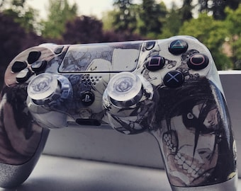 Attack on titan PS4 Controller