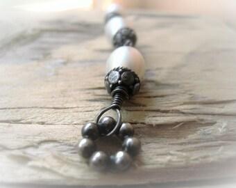 Freshwater Pearl Pendant Sterling Silver Pearl Pendant Pearl Dangle Item No. 0907 5421