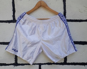Vintage Fila Short Pants Small Logo W30-34 L15