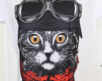 Cute Cat,tshirt - Kitten Tshirt, Cute Cat tee, cat shirt, Animal tee,Tshirt,Cats, S M L XL XXL, T-shirt , T Shirt, Tees, Gift