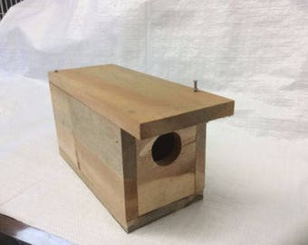 Decorate yourself etsy qty 2 bird house kits do it yourself and decorate uniquely solutioingenieria Gallery