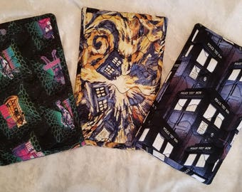 Doctor Who Potholders