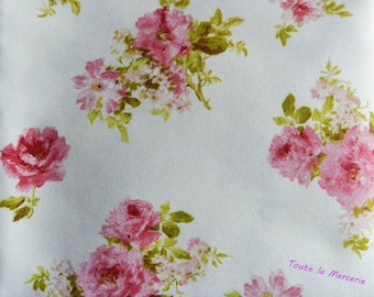 Beautiful cut of fabric SHABBY chic STYLE