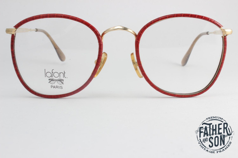 Jean Lafont / einzigartige 80er Jahre Vintage-Rahmen / neu
