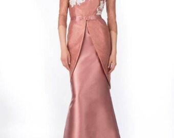 Cocktail Dress model Briguitte.
