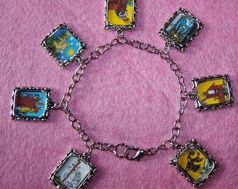 Tarot Charm Bracelet B