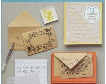 Martha Stewart Calligraphy Hand Lettering Kit