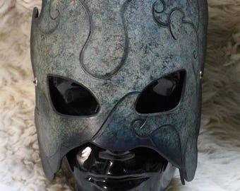 leather mask elemental air