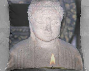 Buddha Meditation Pillow