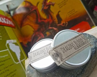 Dragons Blood Perfume Solid